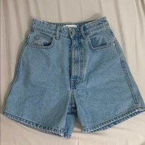 COPY - Zara Mom shorts